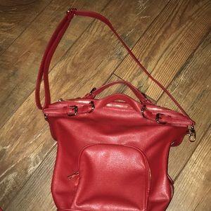 Cache Coeur Bags - Red Stylish Handbag